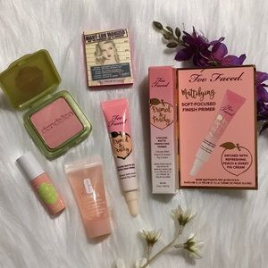 🌸Pink & Peachy/Too Faced🌸